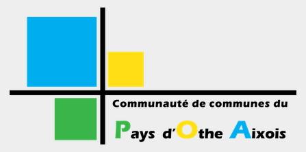 COMMUNAUTÉ DE COMMUNES DU PAYS D'OTHE