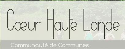 COMMUNAUTÉ DE COMMUNES COEUR HAUTE LANDE