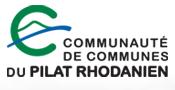 COMMUNAUTÉ DE COMMUNES DU PILAT RHODANIEN