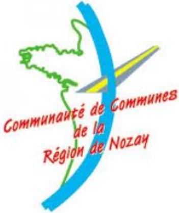 COMMUNAUTE DE COMMUNES DE LA REGION DE NOZAY