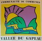 COMMUNAUTÉ DE COMMUNES DE LA VALLÉE DU GAPEAU