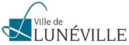 MAIRIE DE LUNEVILLE