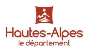 CONSEIL DÉPARTEMENTAL HAUTES ALPES