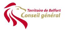 CONSEIL DÉPARTEMENTAL TERRITOIRE DE BELFORT